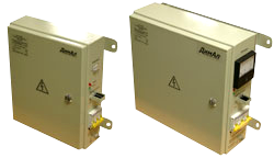 Magnet control units (voltage transducers)